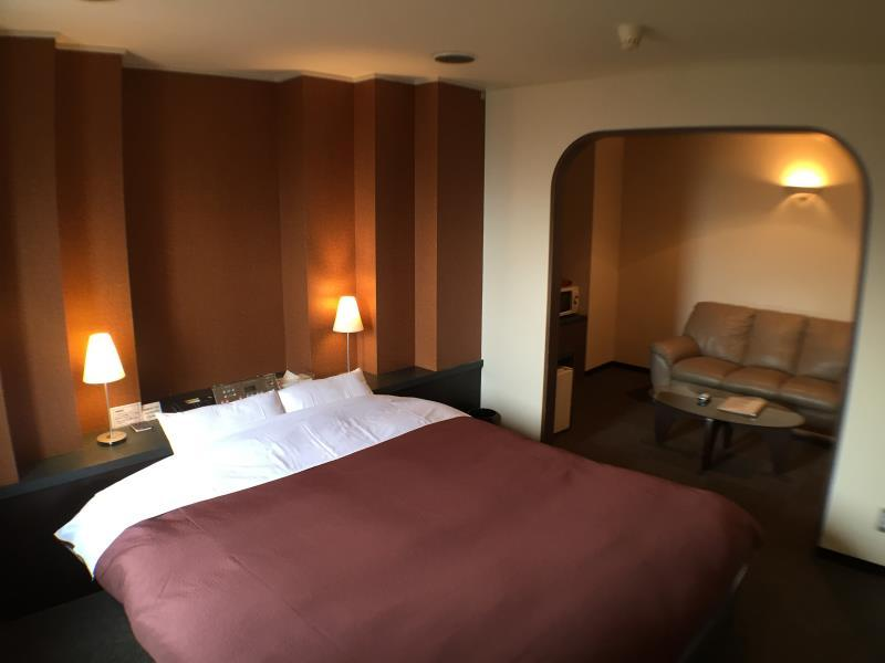 Deluxe Double Room without Cleaning Service - Non-Smoking