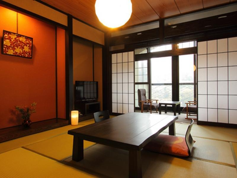 Japanese Style Room Smoking