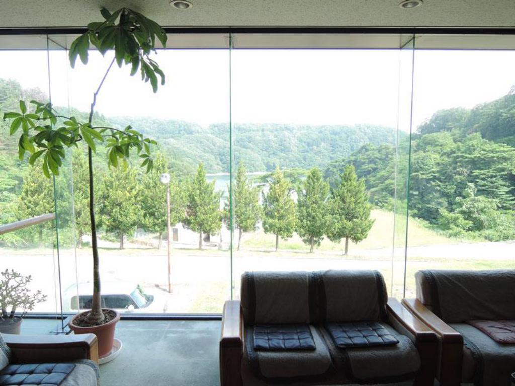 Lobby Lodge Yamaboshi