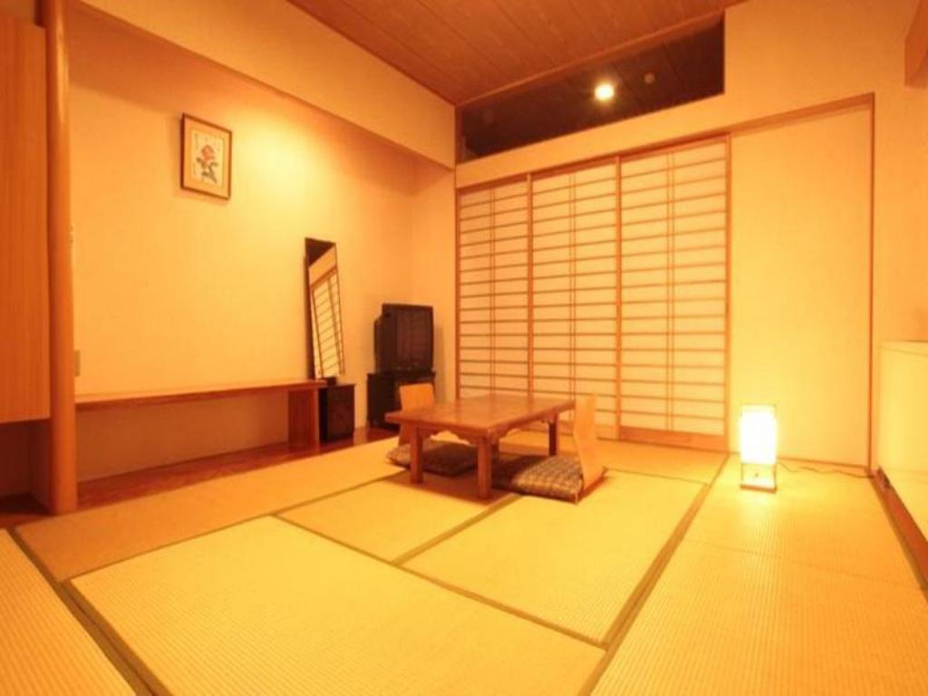 Japanese-Style Room with Shared Bathroom Resort Project Myoko Kogen