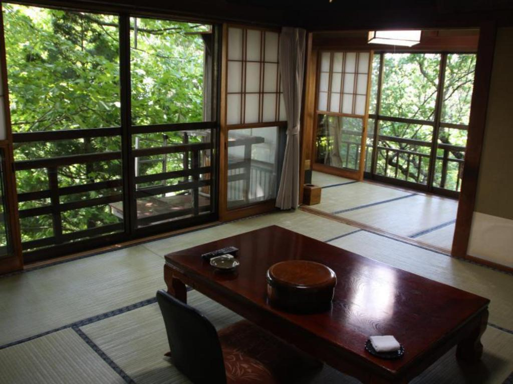 Interior view Nakadanaso