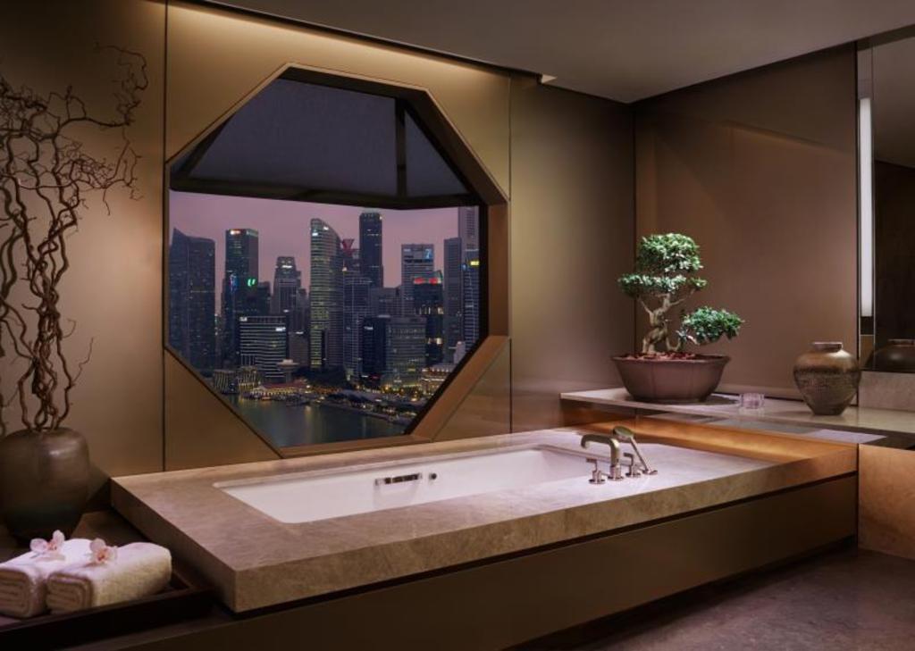 Best Price On The Ritz Carlton Millenia Singapore In