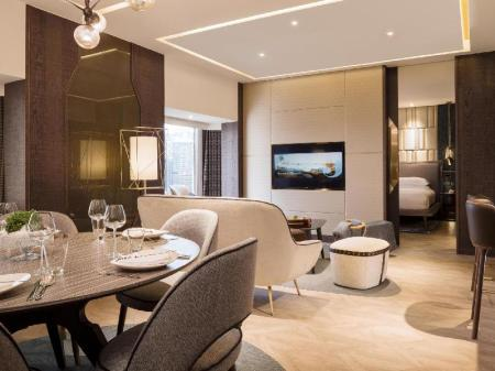 Interior view Hotel Jen Tanglin Singapore by Shangri-La