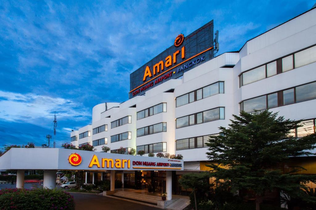 More about Amari Don Muang Airport Bangkok Hotel