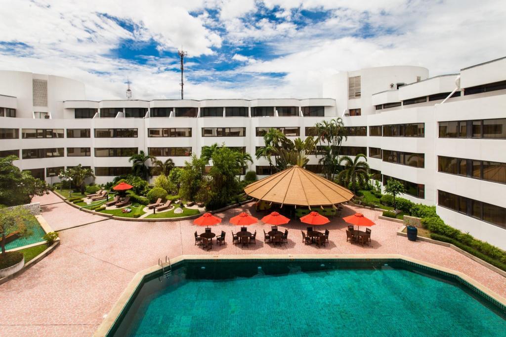 Best Price On Amari Don Muang Airport Bangkok Hotel In Reviews
