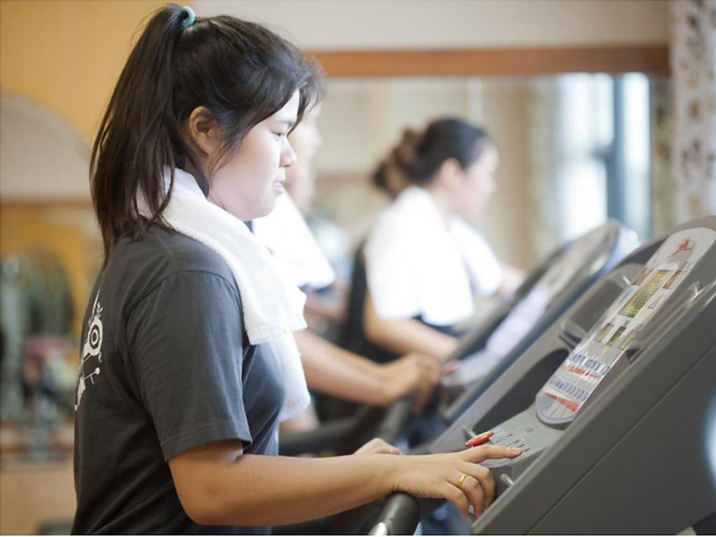 gym Asia Airport Donmuang Hotel