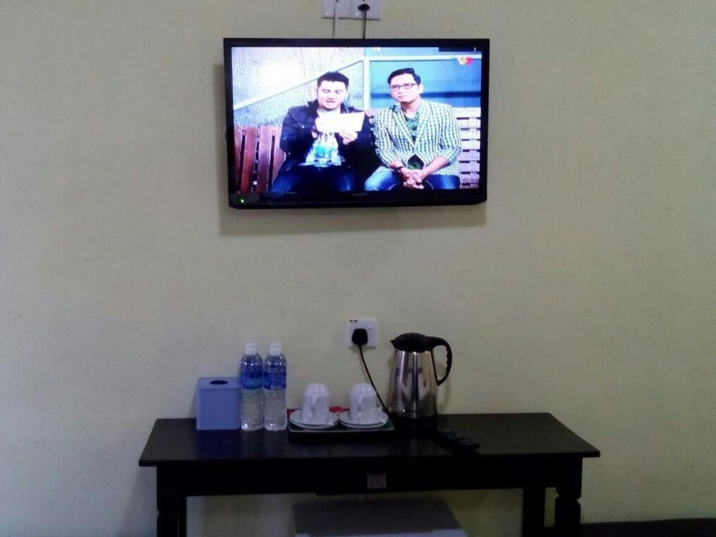Quad Sharing - TV Rasa Senang Villa