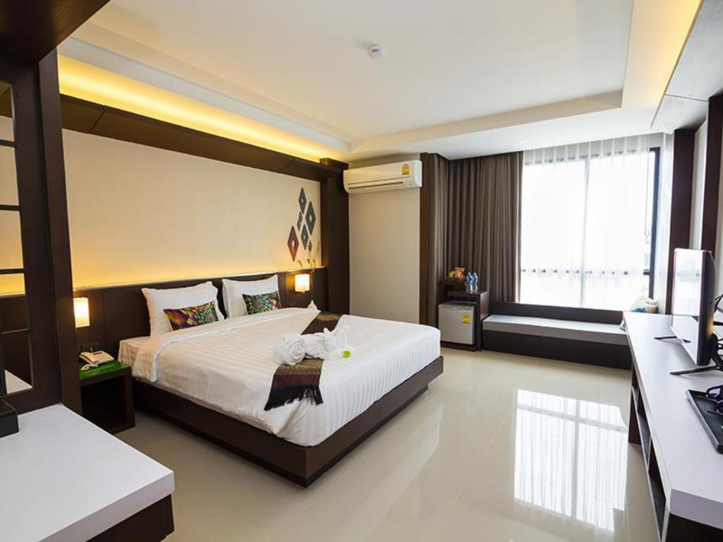 Deluxe King Bed Room - Suite room UDTel Boutique Hotel Udonthani