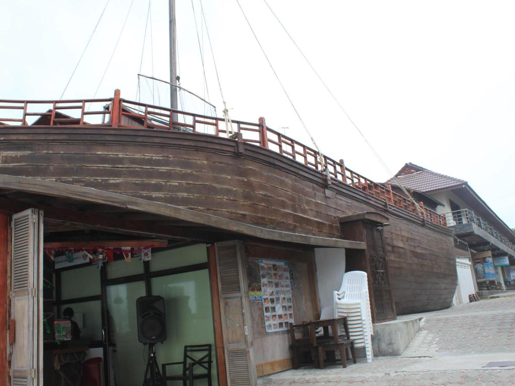 The Ship Hostel