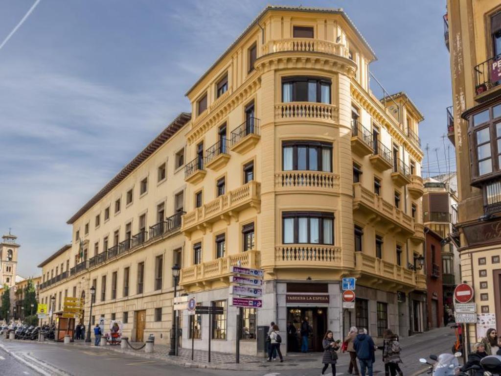 Amc granada in spain room deals photos reviews for Hotel de diseno granada