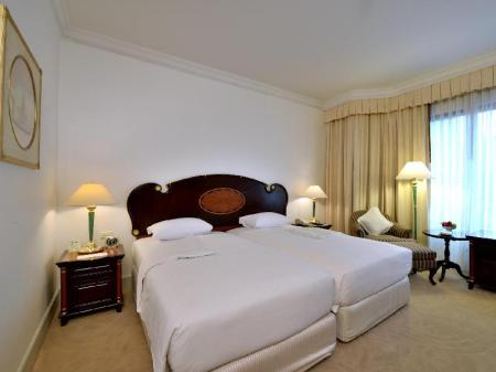 豪華房 - 睡床 長榮桂冠酒店 曼谷 Evergreen Laurel Hotel Sathorn Bangkok (Evergreen Laurel Hotel)