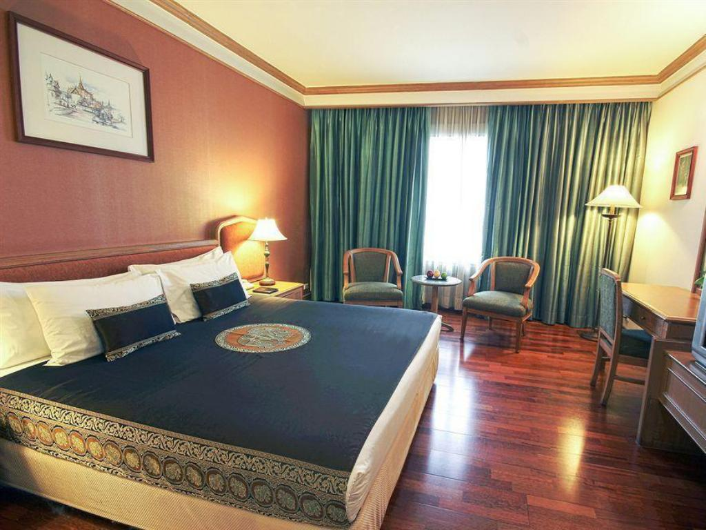 Guestroom Grand Mercure Bangkok Fortune