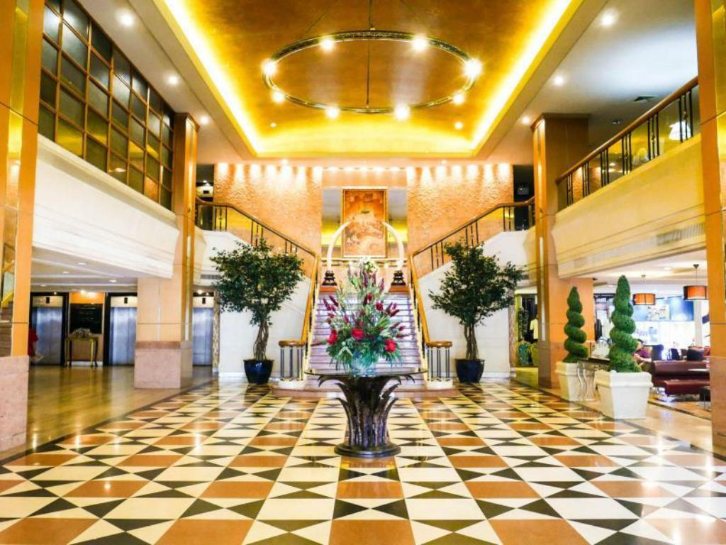 Best Price On Indra Regent Hotel In Bangkok Reviews