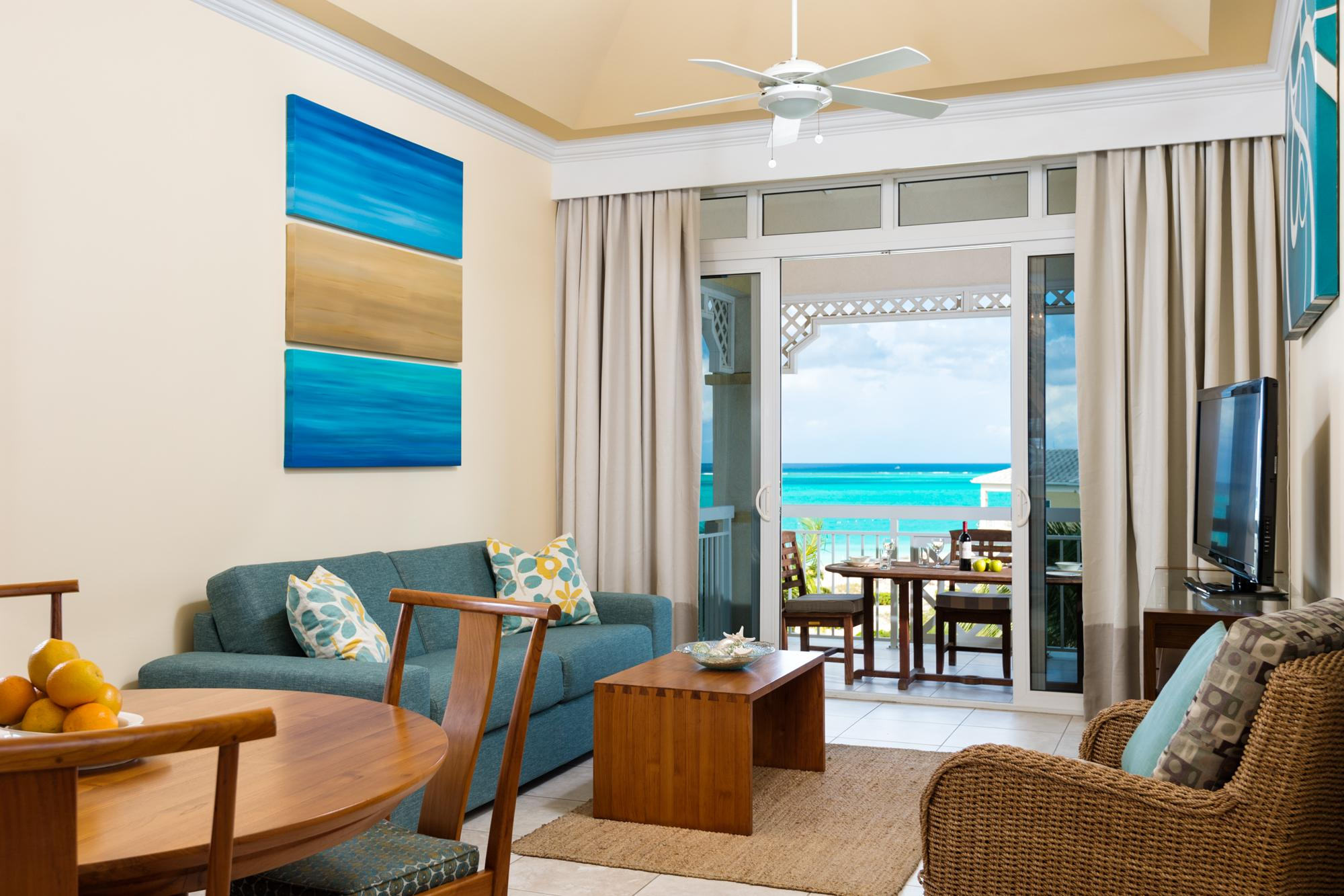 One-Bedroom Ocean View King Suite