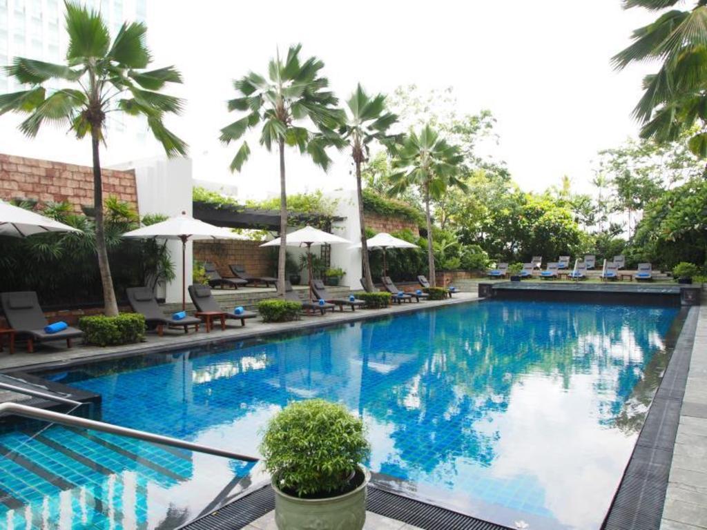Best Price On Jw Marriott Hotel Bangkok In Bangkok Reviews