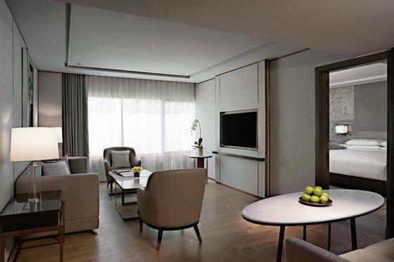 One-Bedroom Suite, Executive lounge access, 1 Bedroom Suite
