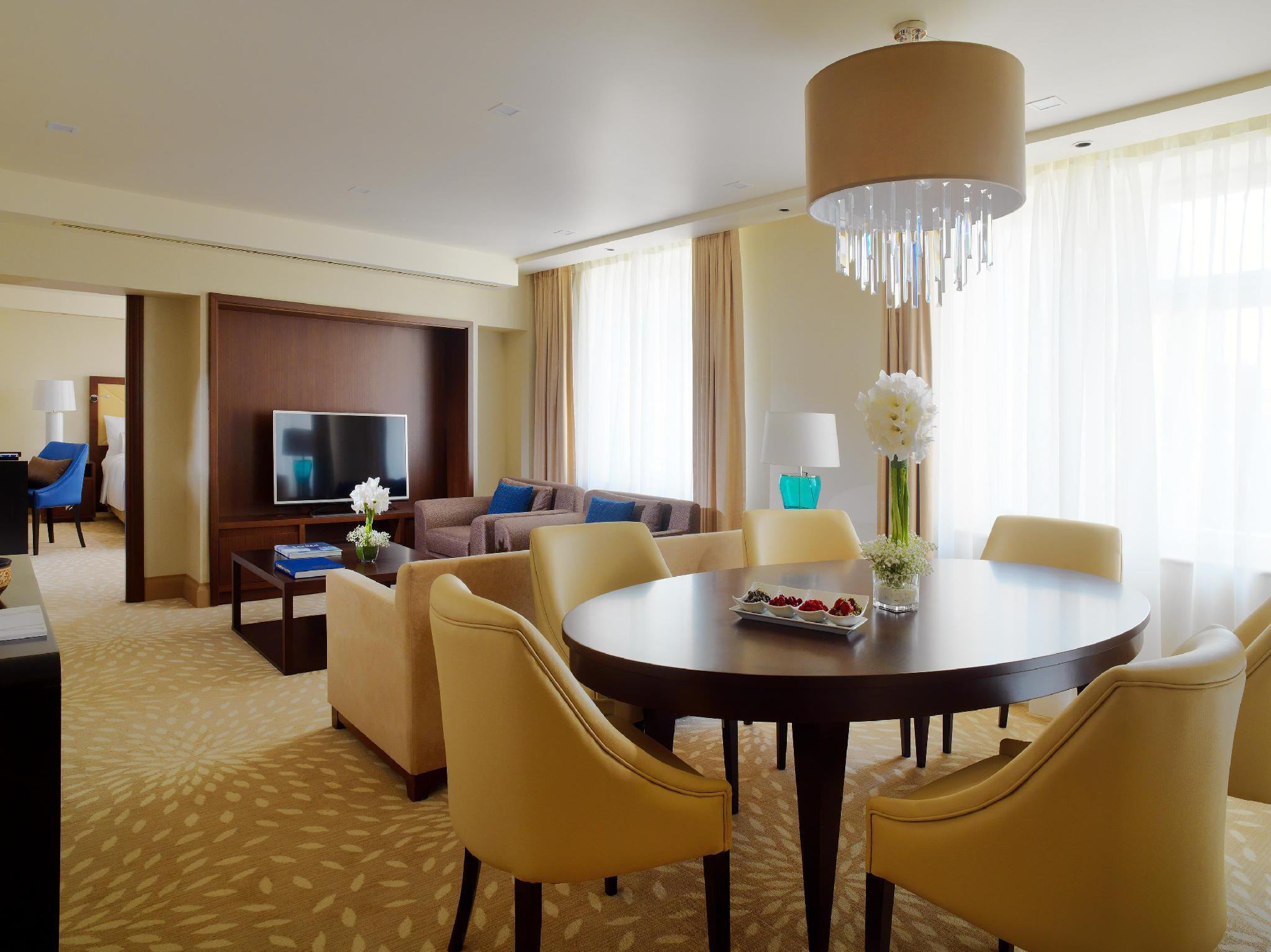 Premiere Suite, Executive lounge access, 1 Bedroom Suite