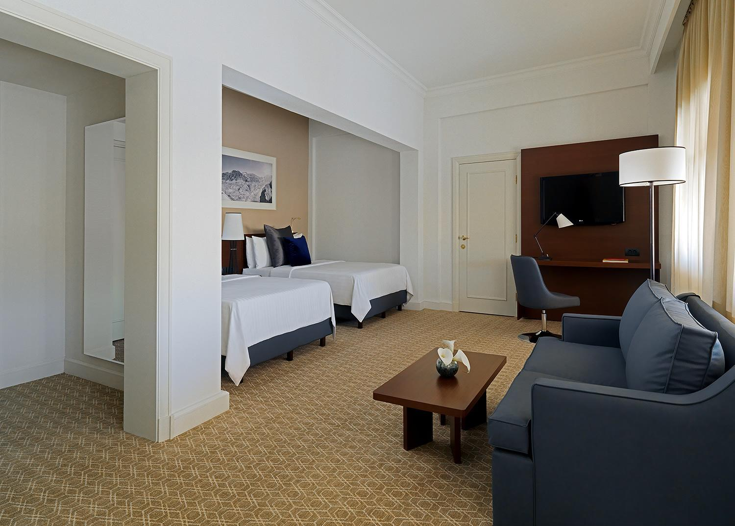 Kamar Executive Level – Termasuk Akses Executive Lounge (Executive Level, Executive lounge access, Guest room)