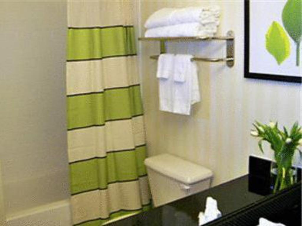 Kamar mandi Fairfield Inn & Suites Amarillo West/Medical Center