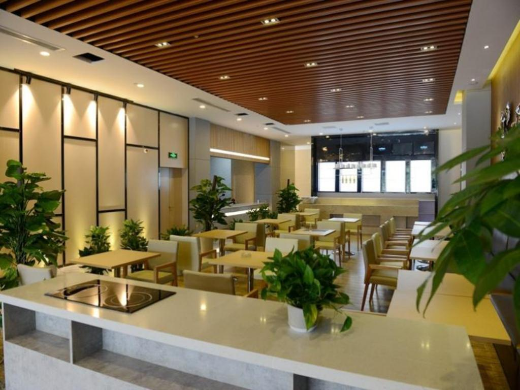 Lobby GreenTree Inn Eastern Yancheng Administration Center Hotel