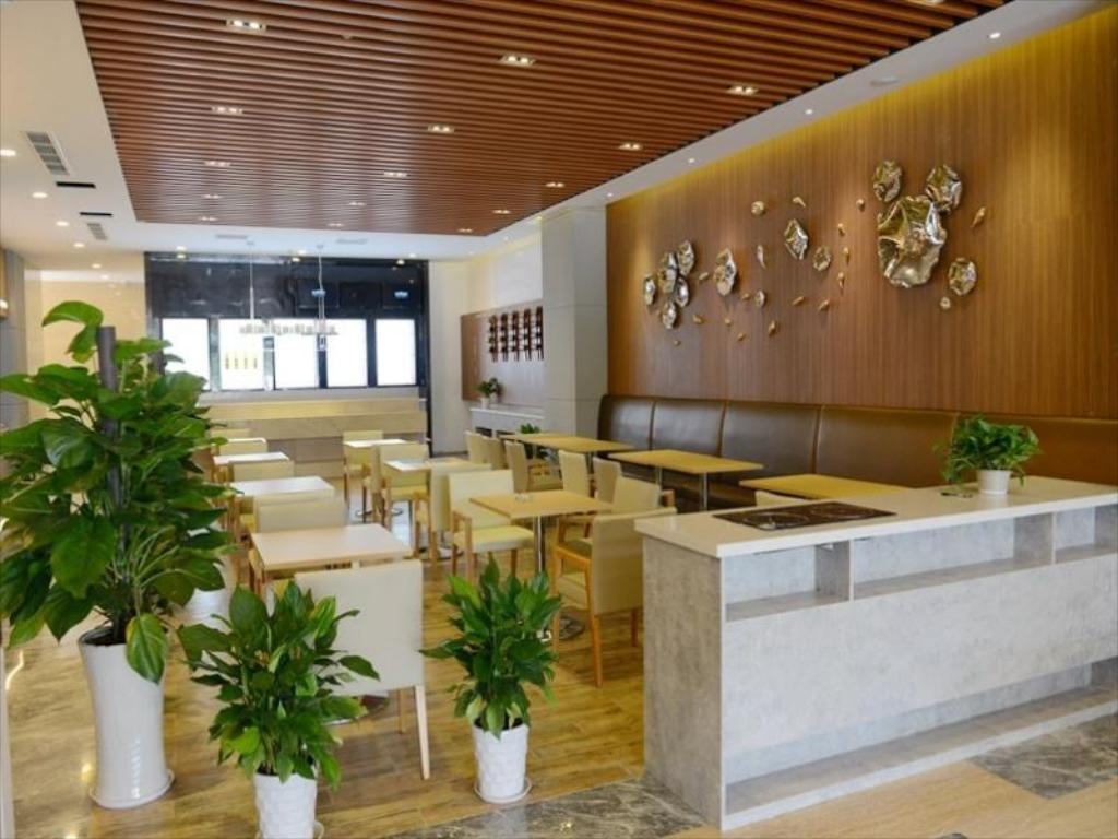 Αίθουσα υποδοχής GreenTree Inn Eastern Yancheng Administration Center Hotel