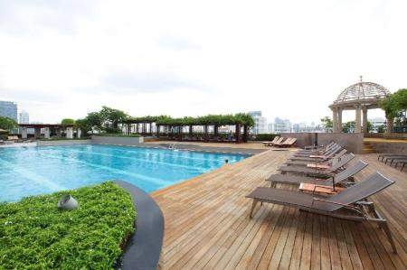 Swimming pool [outdoor] Pathumwan Princess Hotel