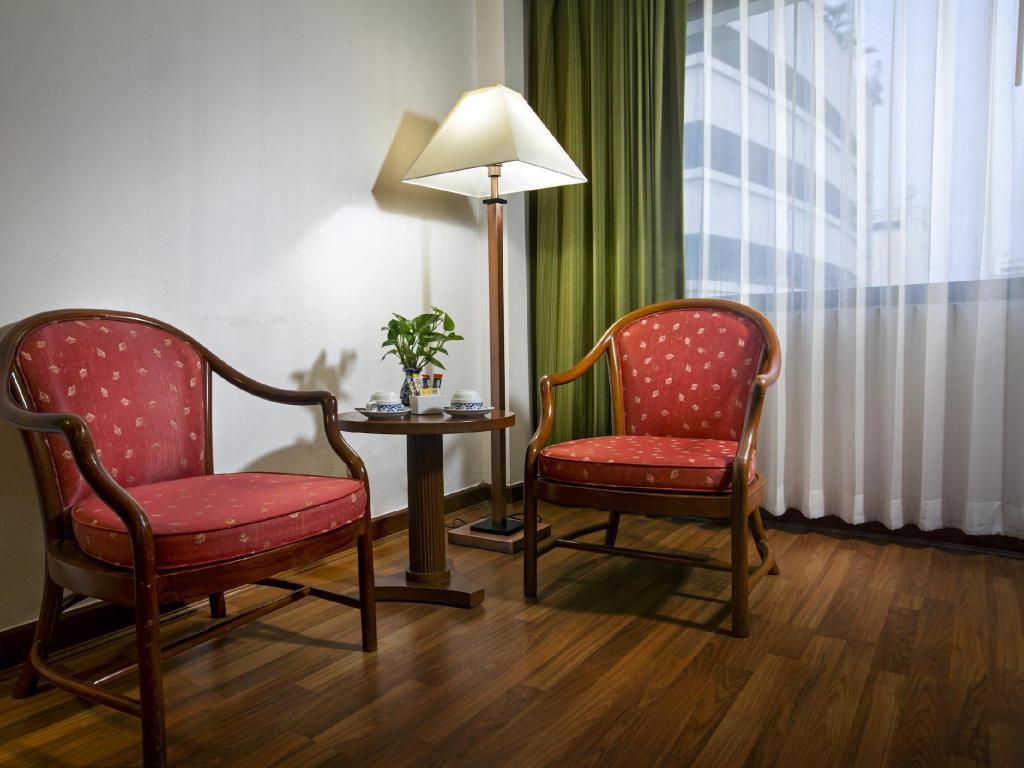 Superior Double or Twin Room - Hot Deal - Гостевой номер Aspira Grand Regency Sukhumvit 22