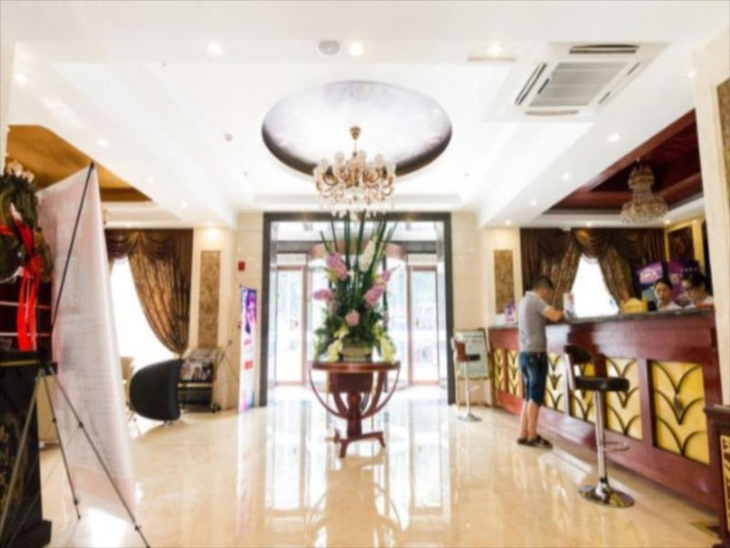 Fuajee GreenTree Inn Xinxiang Laodong Street Zangying Bridge Business Hotel