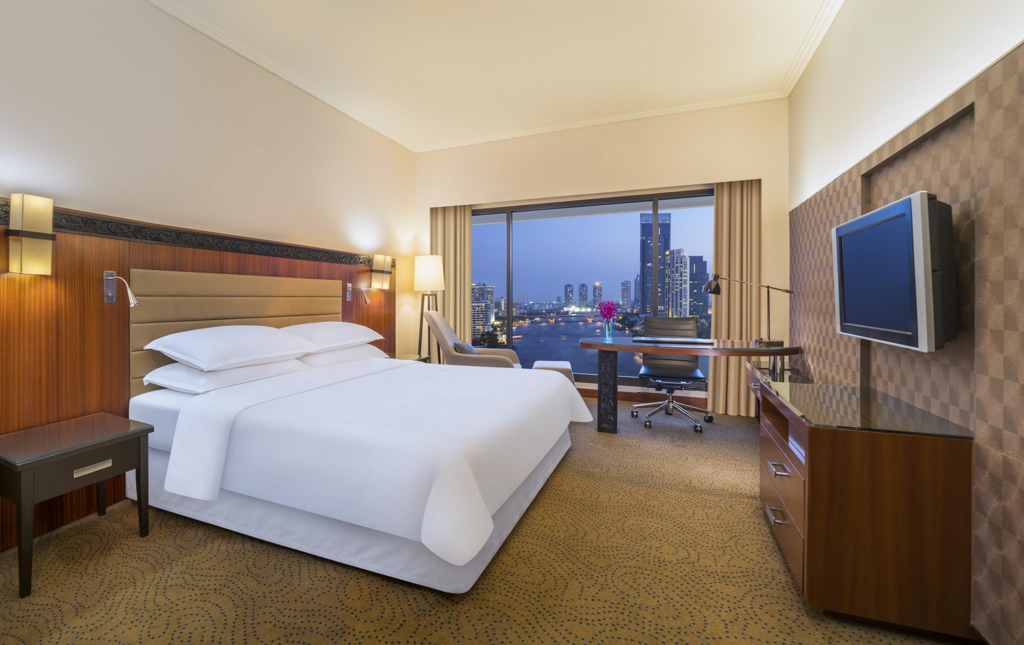 Premium Deluxe River View Room