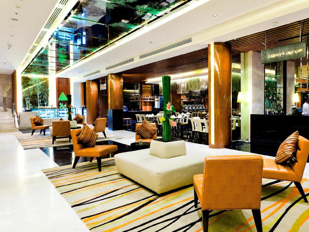 Lobby Royal Princess Larn Luang Hotel
