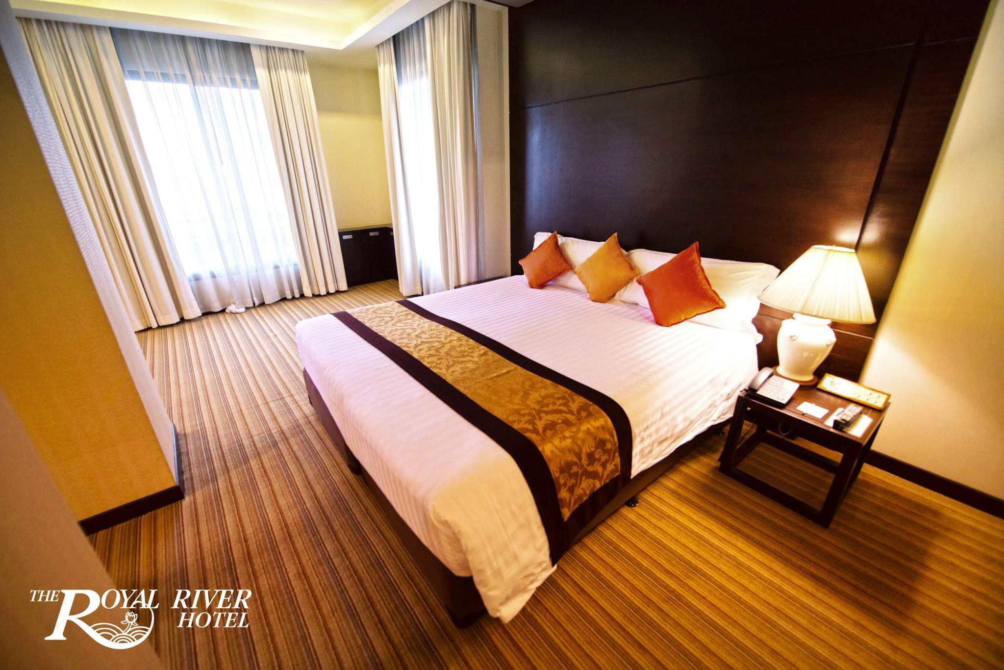 Suite com Vista Rio (River Suite)