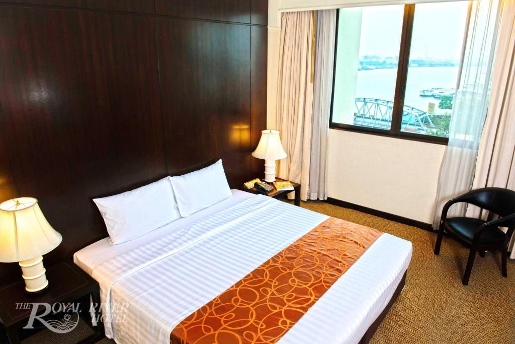 Quarto Superior - Cama The Royal River Hotel