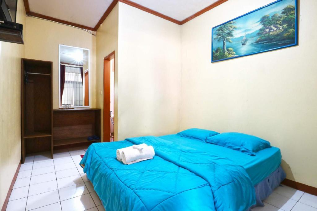 Standard - Bed Aries Biru Resort