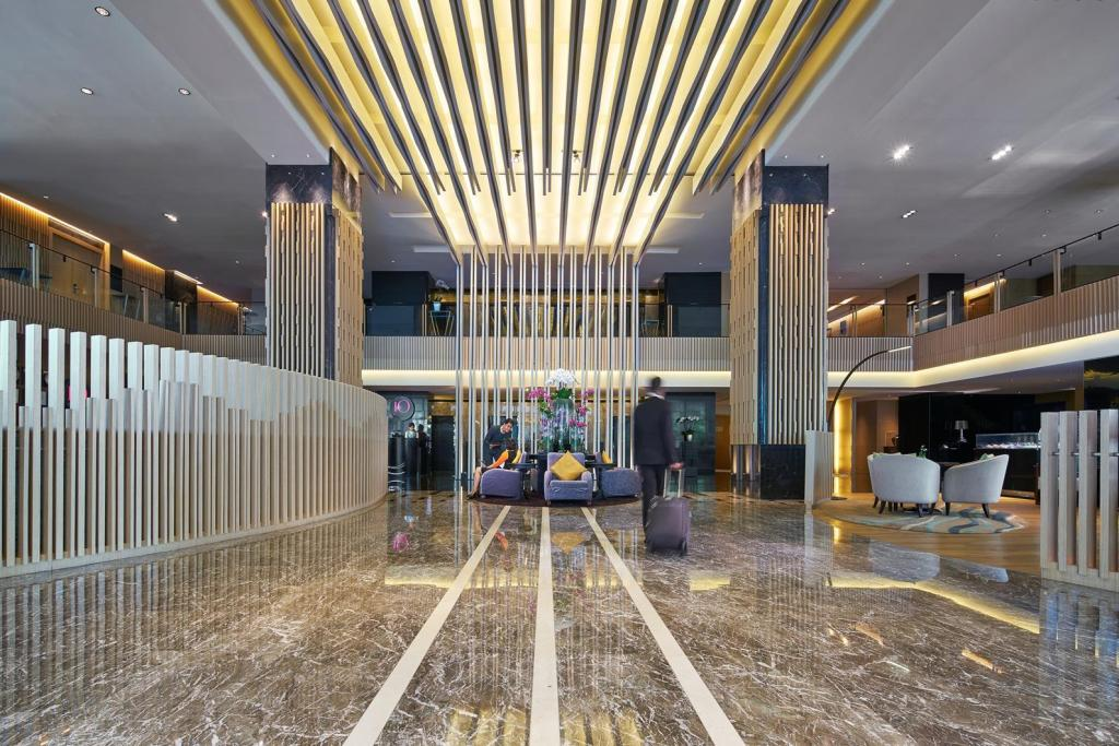 Pan Pacific Orchard Hotel Singapore - Booking Deals + 2019