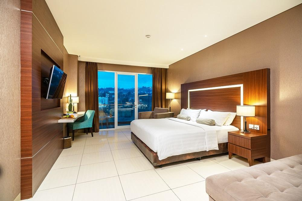 Suite Junior dengan Katil King (Junior Suite King Bed)