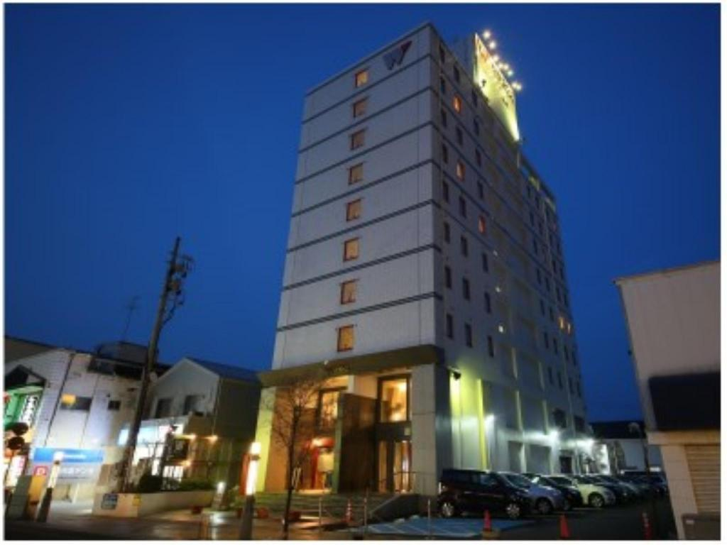 須賀川WING國際酒店 (Hotel Wing International Sukagawa)