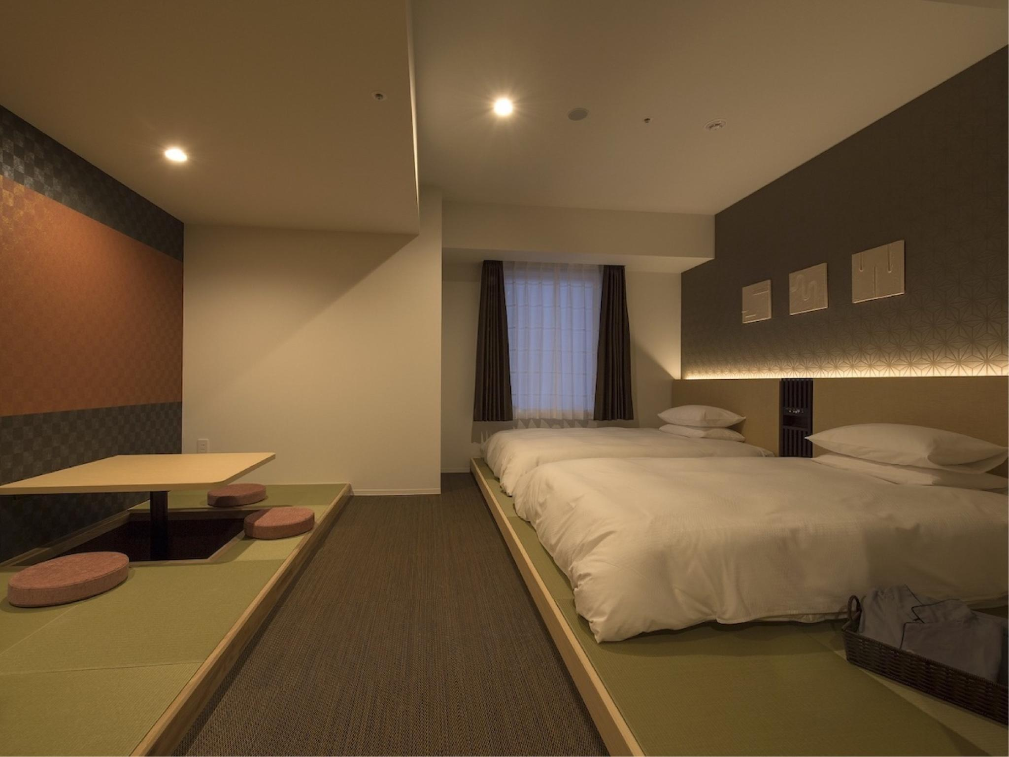 Japanese-style Twin Room (Japanese/Western-style Room)