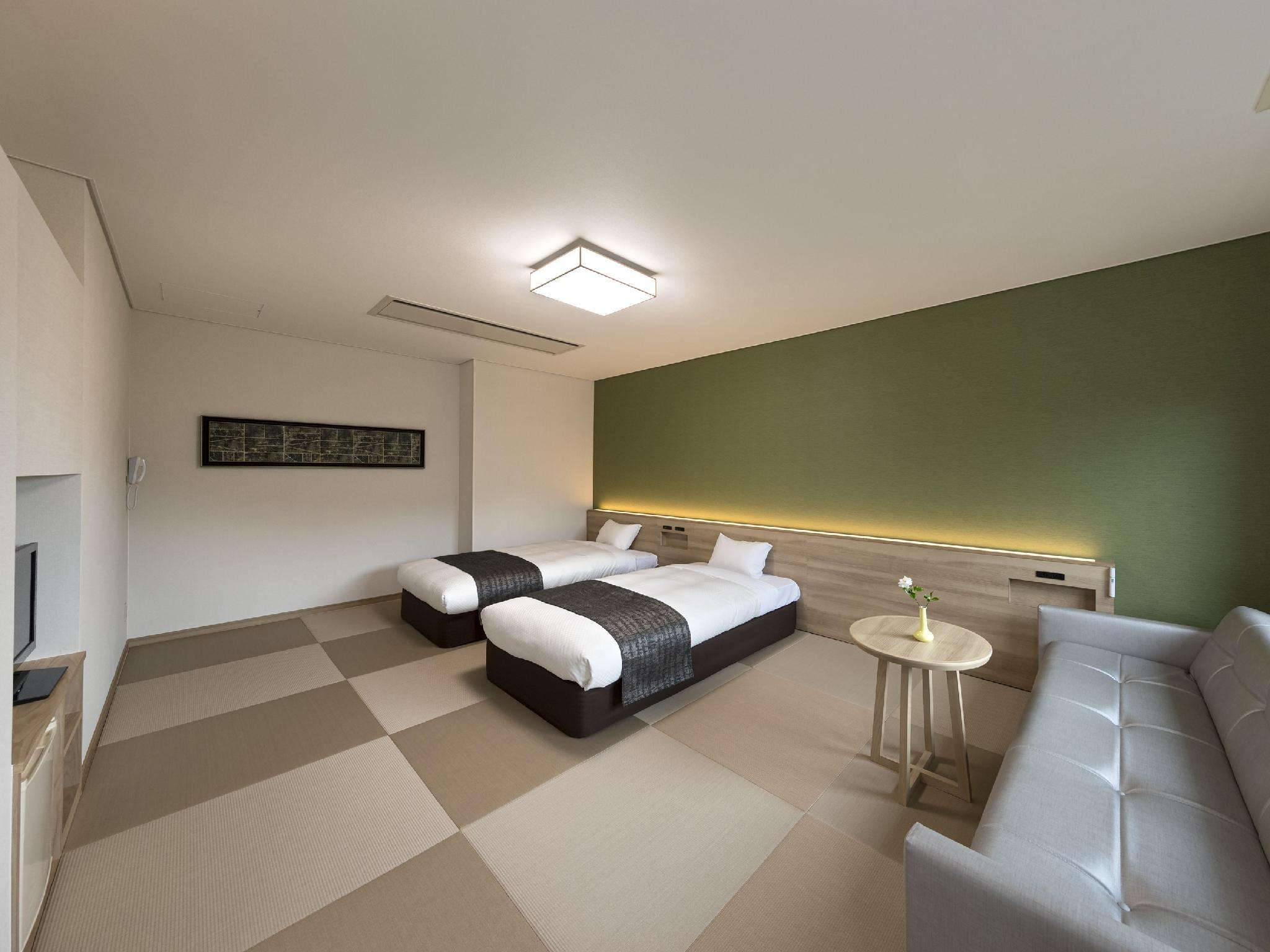 和室TW(スーペリア) (Superior Japanese-style Twin Room)