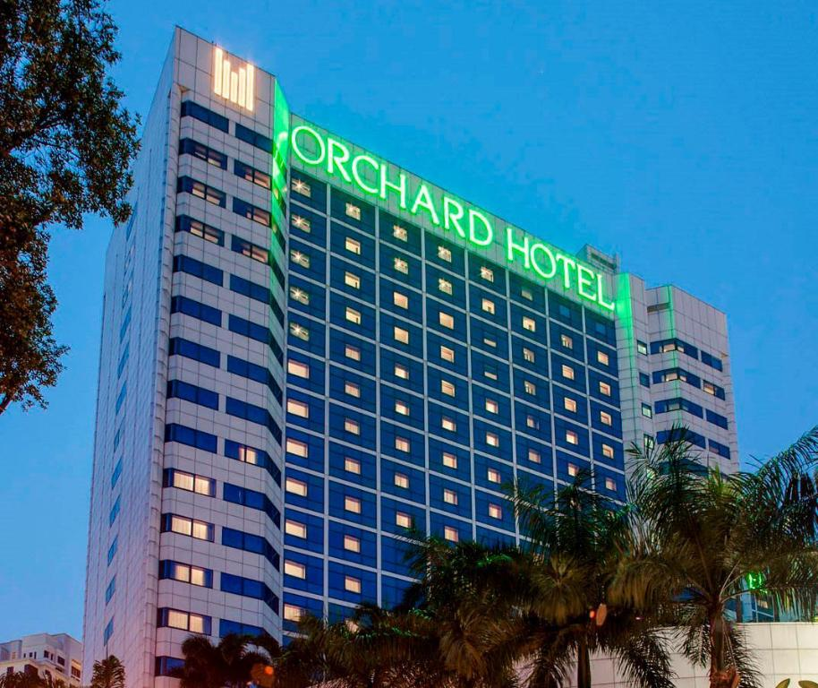 Orchard Hotel Singapore - Room Deals, Photos & Reviews