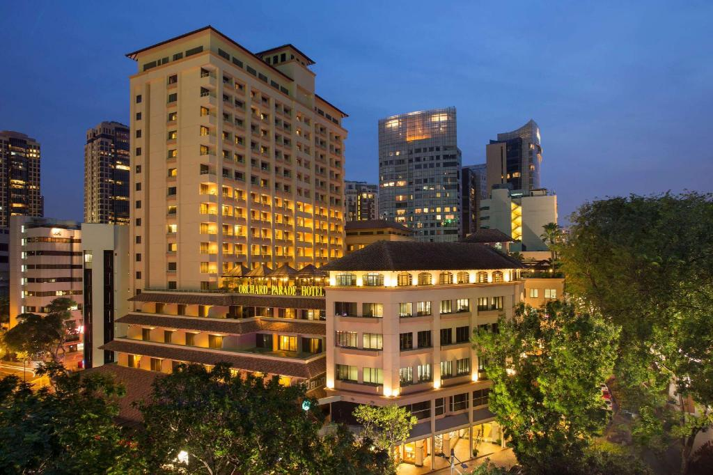 Best Price on Orchard Rendezvous Hotel by Far East