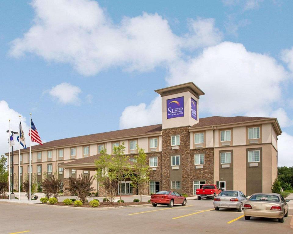Sleep Inn and Suites Parkersburg-Marietta