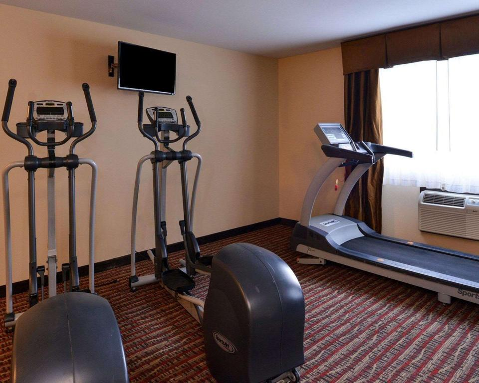 Fitnesa centrs Quality Inn and Suites Tacoma - Seattle
