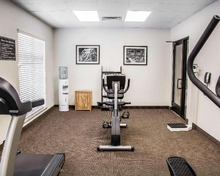 Fitness center Sleep Inn and Suites
