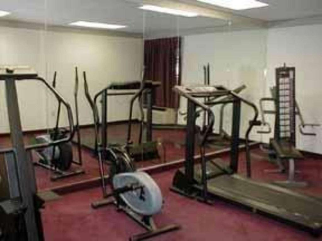Fitnesa centrs Quality Inn and Suites Thomasville