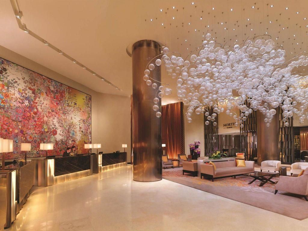 Lobby Fairmont Singapore (SG Clean Certified)
