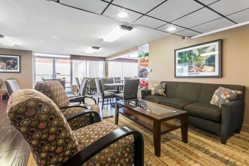 Vestabils Quality Inn and Suites Horse Cave