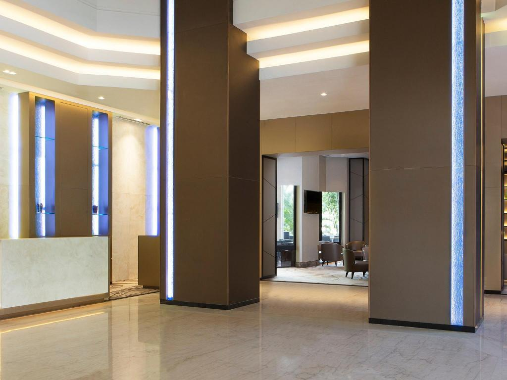 Lobby Four Points by Sheraton Singapore, Riverview (SG Clean Certified)