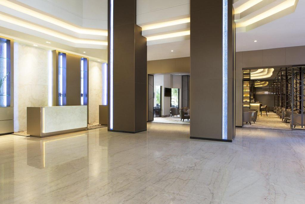 Lobby Four Points by Sheraton Singapore Riverview