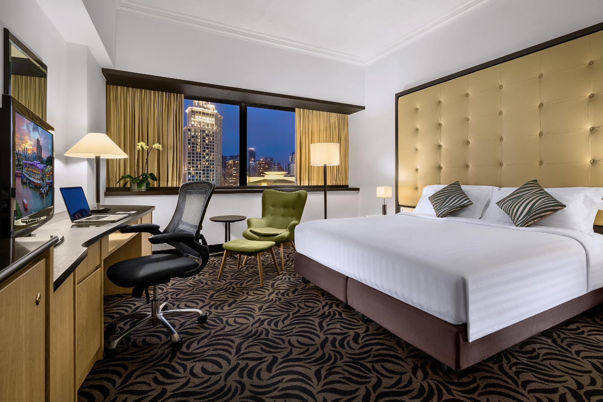 Deluxe King Or Twin Room