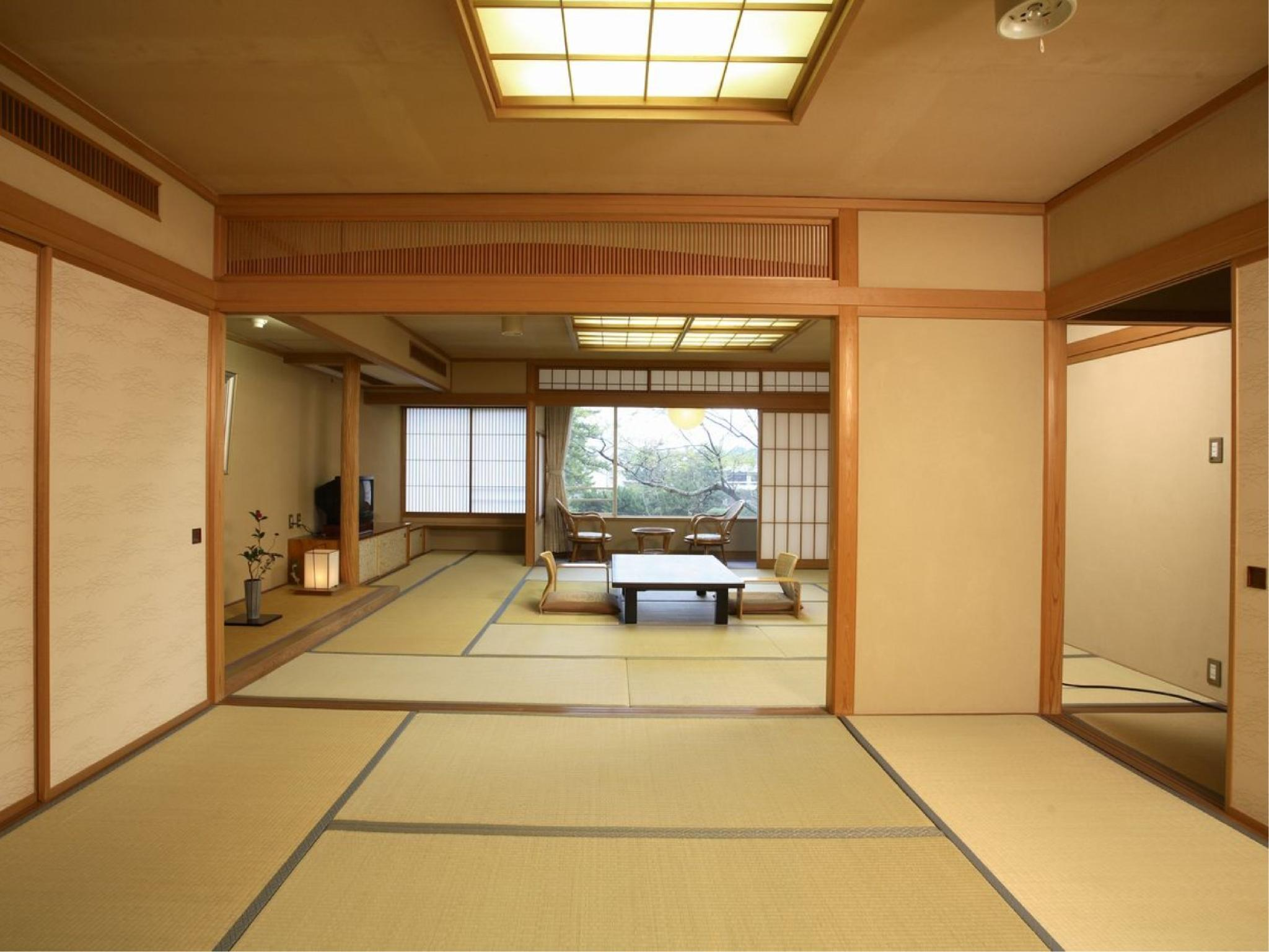 本館 天台 特別房(和式房) (Special Japanese-style Room (Tendai Main Building))